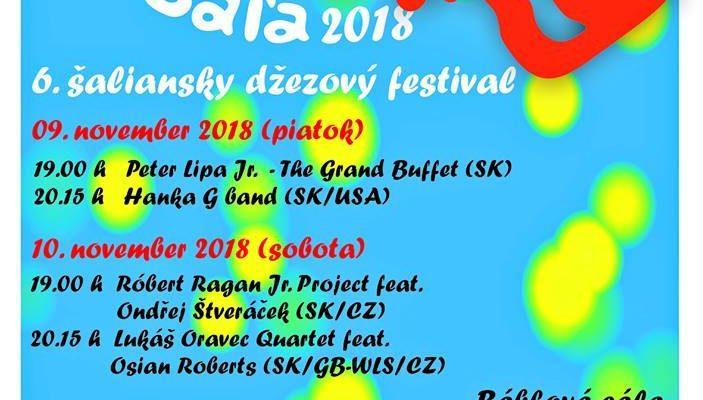šaliansky jazzovy festival