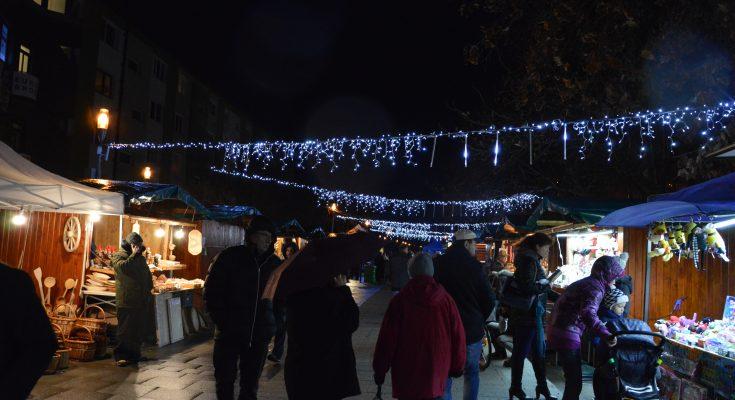 Šalianske vianočné trhy