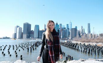 Monika Farkašová- Do New Yorku sa nedá nezamilovať