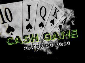 Cash Game Texas Holdem Poker @ Story Club Šaľa