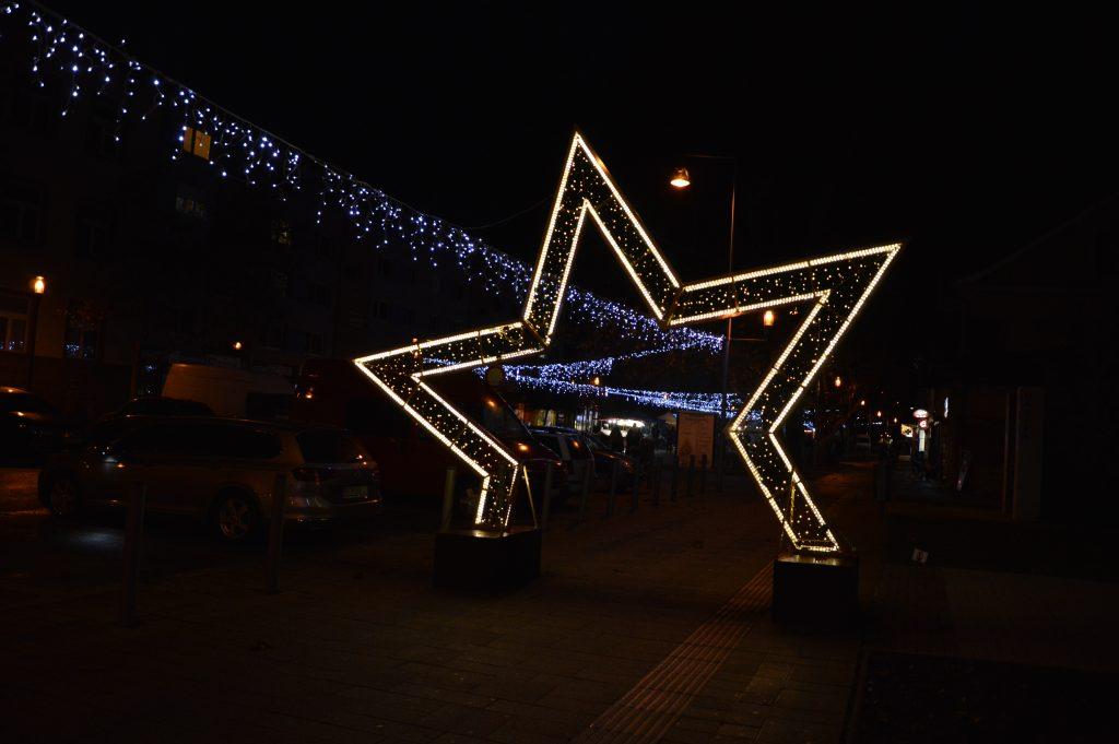 vianočné trhy šaľa