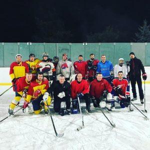 Jarné Winter Classic v Šali @ Zimný štadión Šaľa