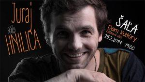 Juraj Hnilica sólo @ Dom kultúry Šaľa