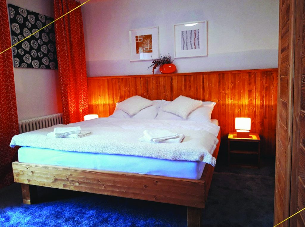 útulné ubytovanie v Tatrách villa Somani
