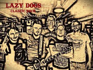 Koncert kapely Lazy Dogs @ Baru Baru