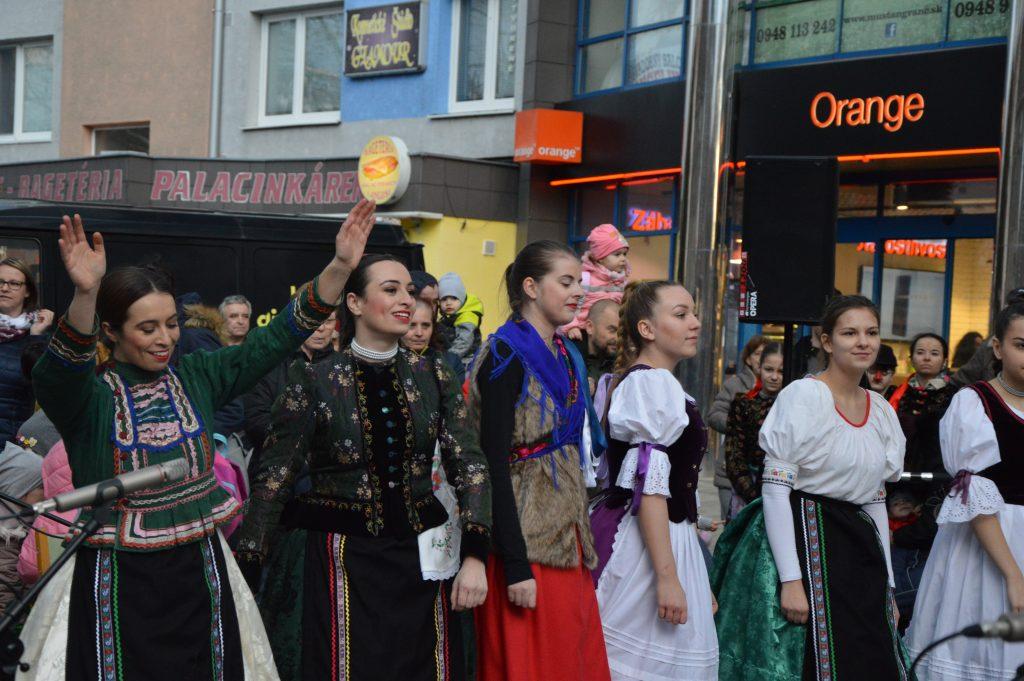 šalianske folkloristky