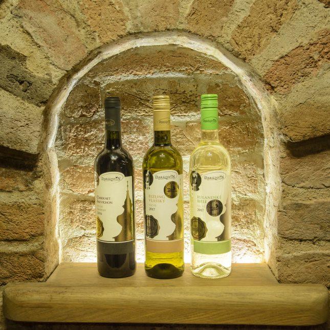 vinarstvo darazsvin výber vín