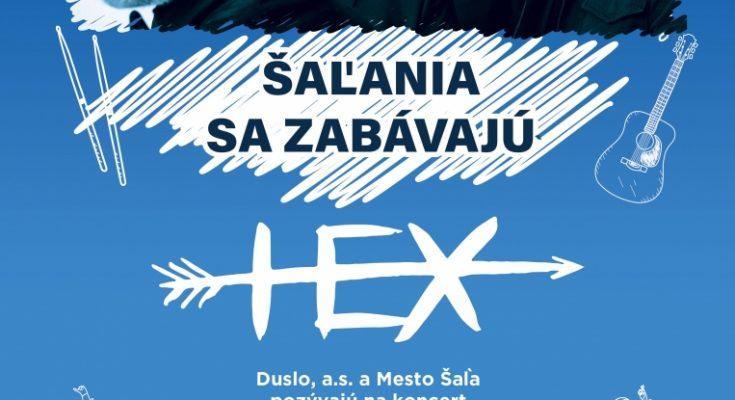 koncert skupiny hex