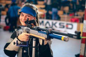 Talentovaná lea tomášková odhaľuje zákutia streľby