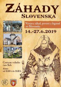 Záhady Slovenska @ Prístavba CVČ
