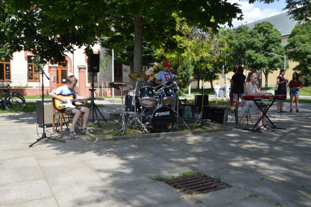 hudobný odbor zuška v meste