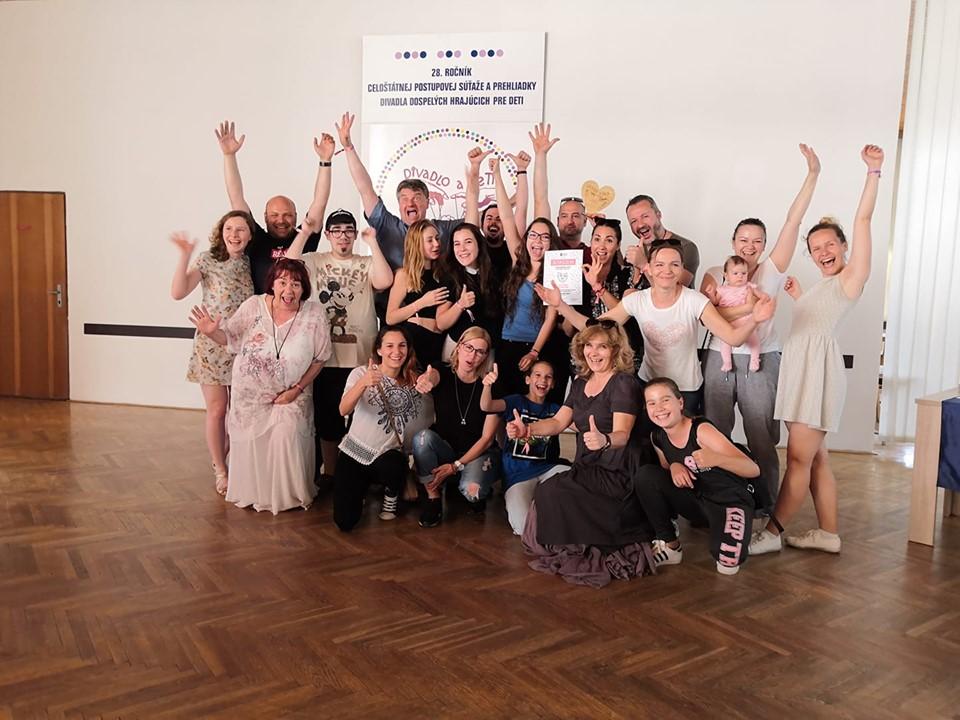 materinky získali celoslovenské ocenenie