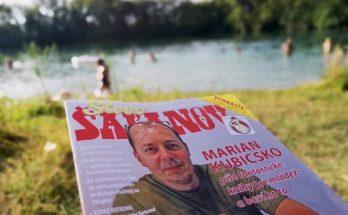 Slovo Šaľanov júl 2019