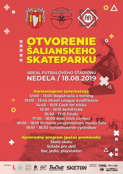 šaliansky skatepark