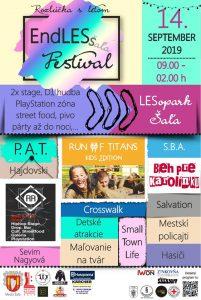 EndLESs Festival + sprievodné podujatia @ Lesopark Šaľa
