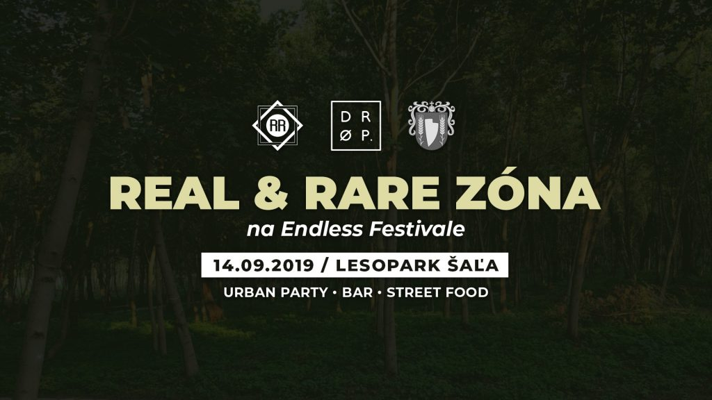real and rare zóna na endless festivale