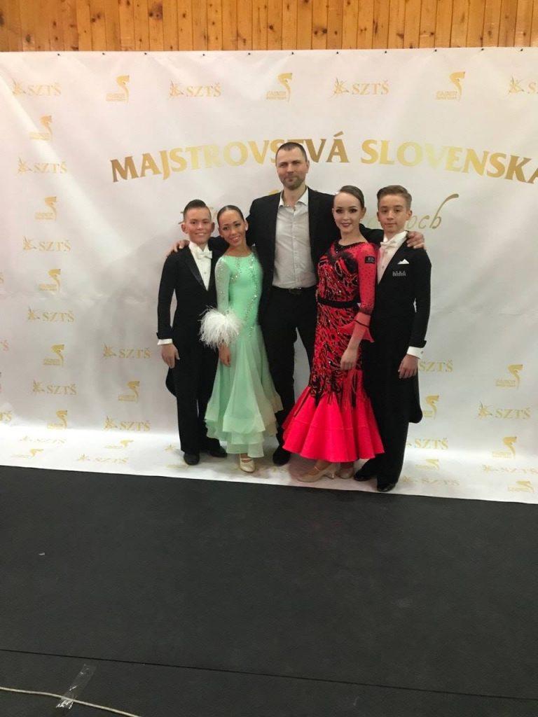 tanečníci viva tanečný klub