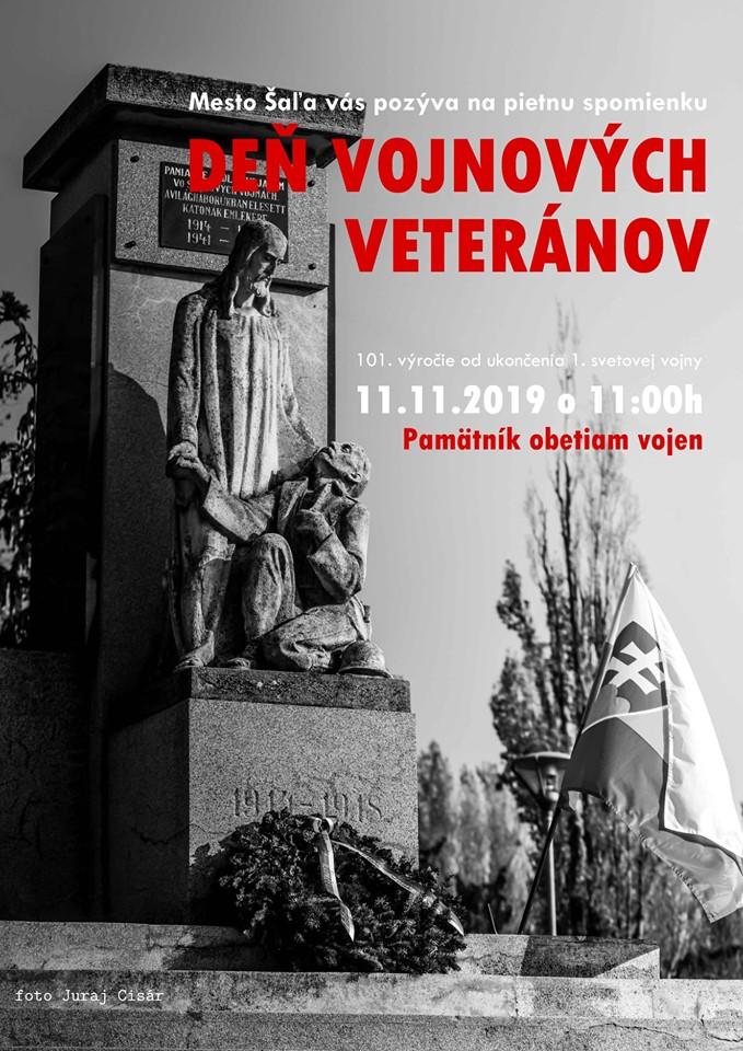 Deň vojnových veteránov