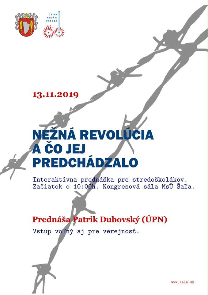 Nežná revolúcia a čo jej predchádzalo