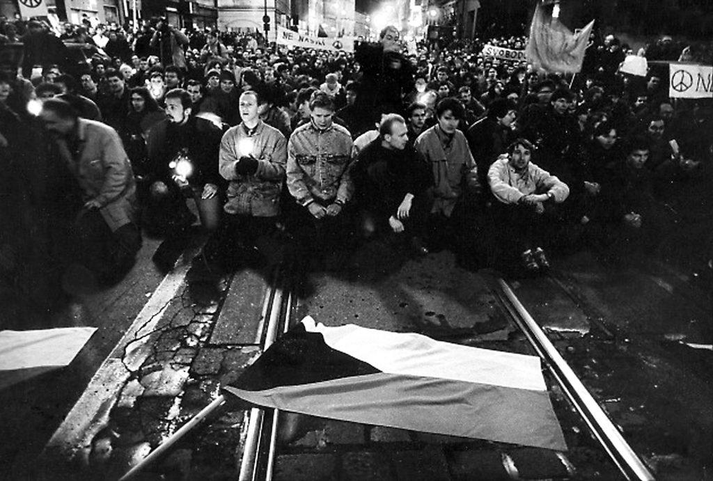 30 rokov slobody šaľa podujatia nežná revolúcia