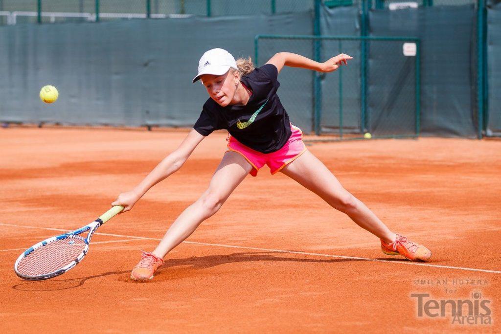 tenisová nádej zo Šaľe Saška felixová