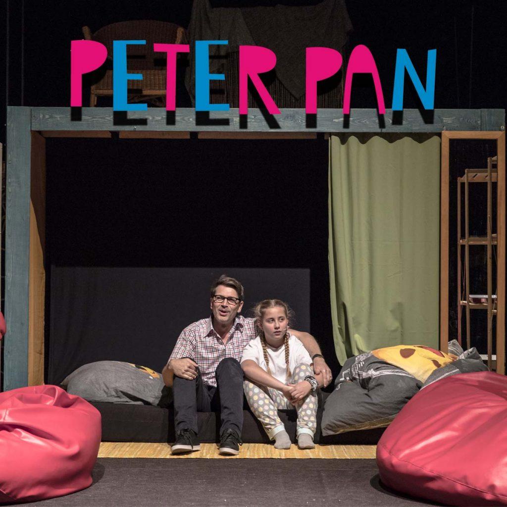 Rodinný muzikál Peter Pan v modernej podobe