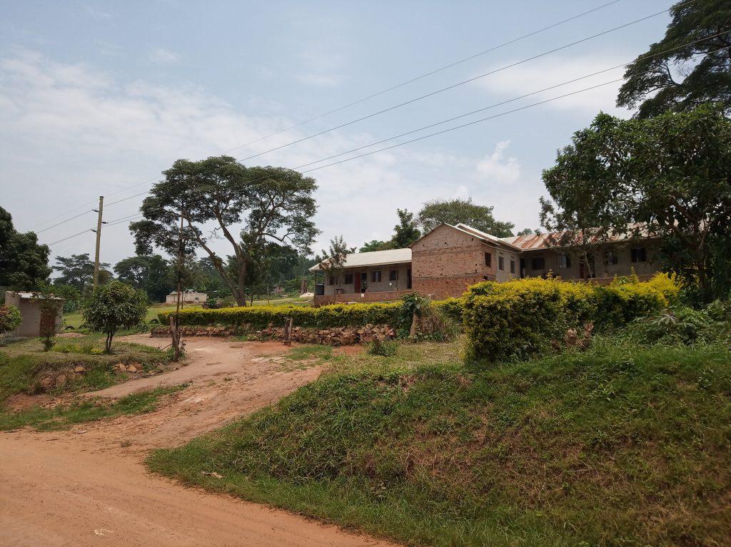škola v ugande