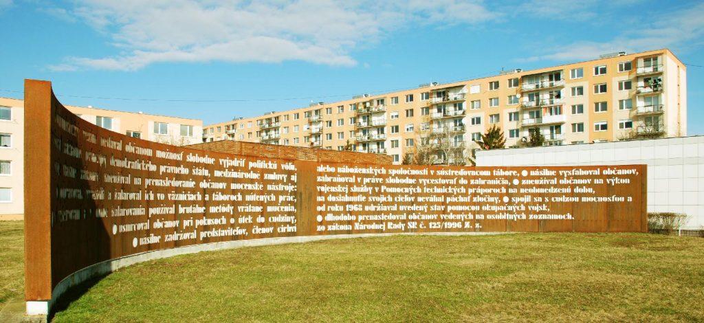 pamätník obetiam komunizmu