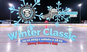 Winter Classic @ Zimný štadión Šaľa