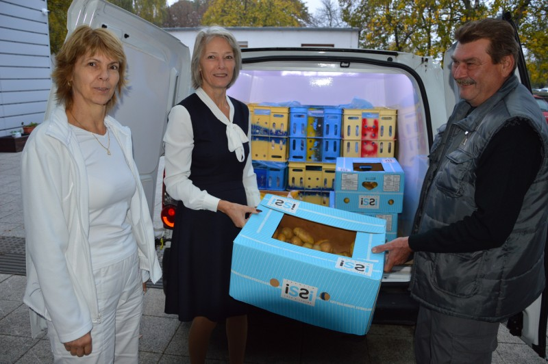 potravinová pomoce pre dôchodcov