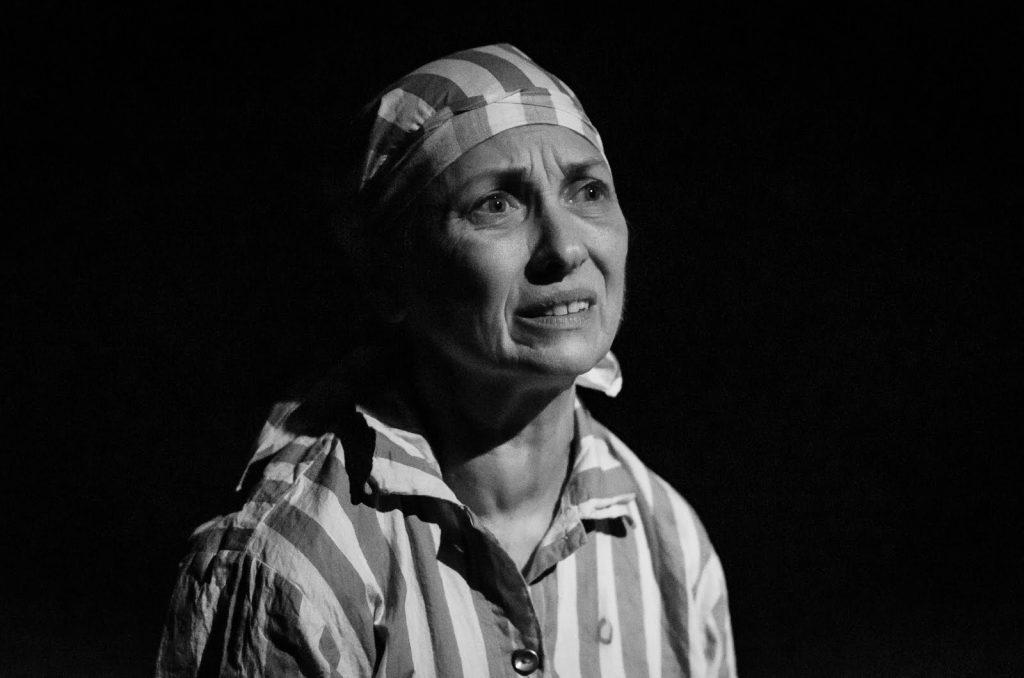 holokaust divadelná hra