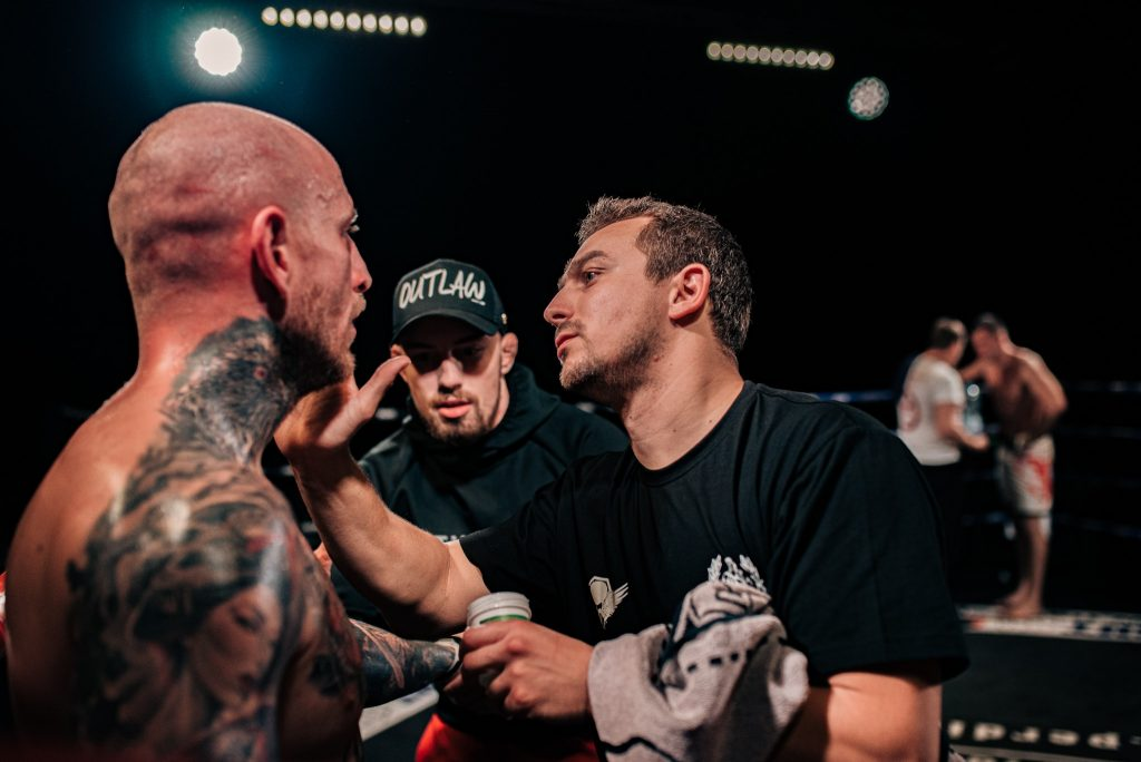 slovklima olymp gym fight night