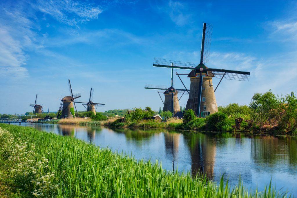 holandsko centrum cirkulárnej ekonomiky
