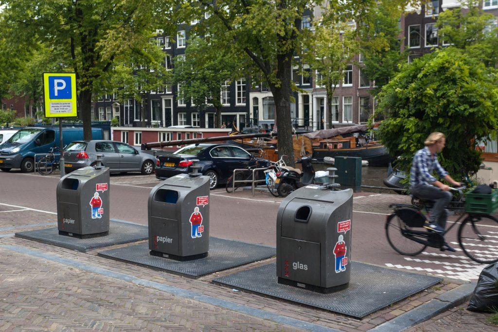 holandsko nádoby na smeti