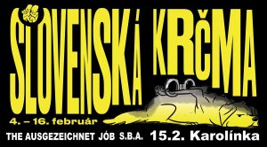 Slovenská krčma/S.B.A & Jób & The Ausgezeichnet @ Karolínka