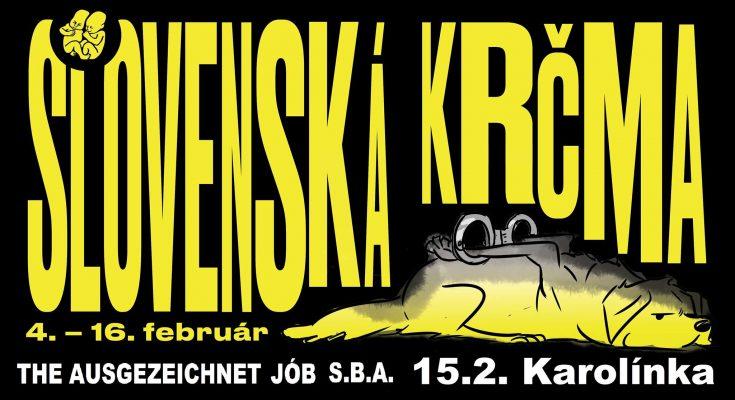 slovenska krčma karolínka šaľa
