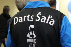 Šípkárska Liga - Darts Club Šaľa @ Piváreň Velba u Čibríka