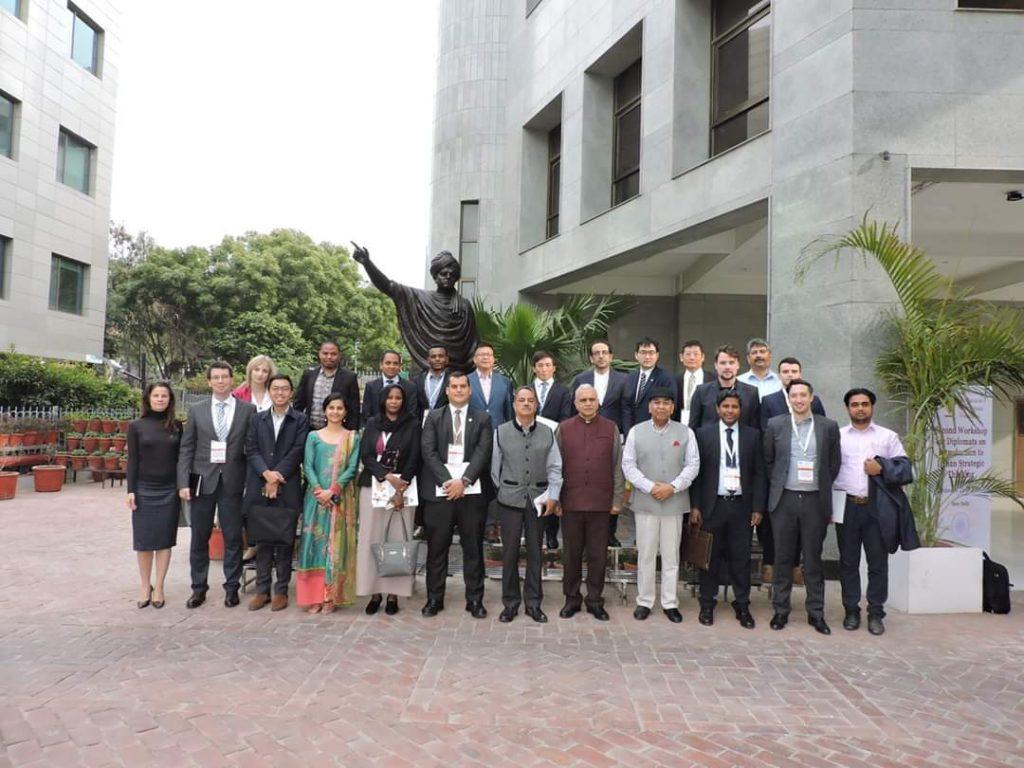 peter goldberger veľvyslanectvo india
