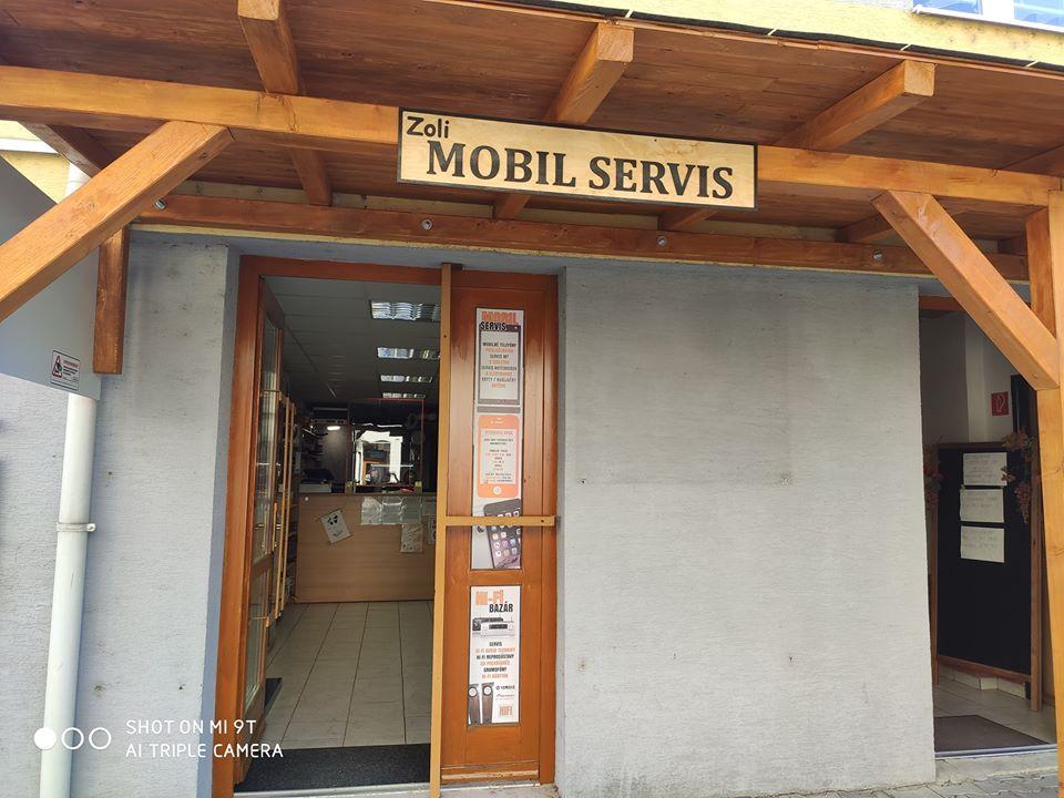 mobil shop šaľa