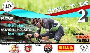Cyklotour Šaľa @ pri Bille
