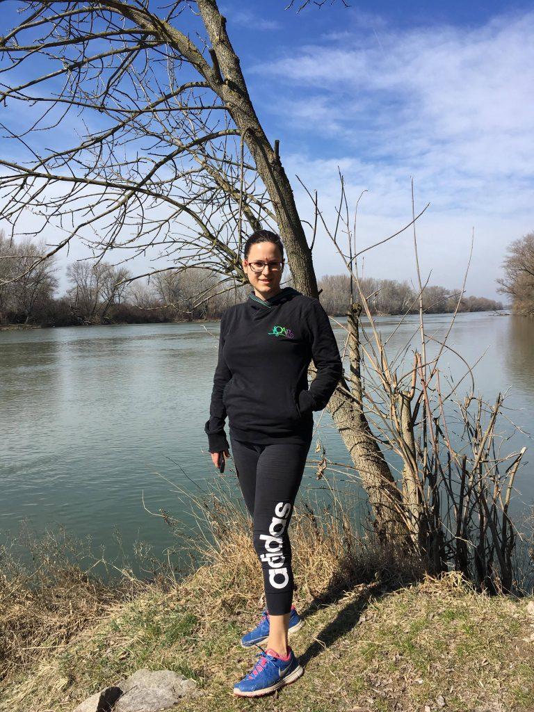 Viera Kováčová sa rada vracia do prírody v rodnom meste