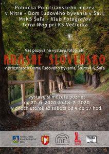 Výstava Krásne Slovensko @ Dom ľudového bývania