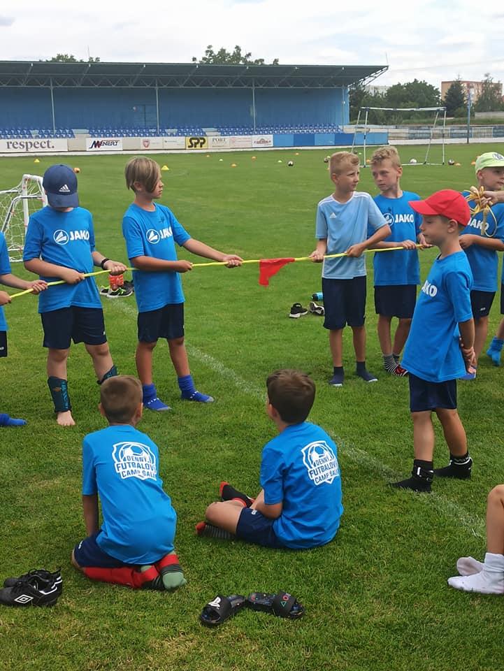 futbalovy tabor