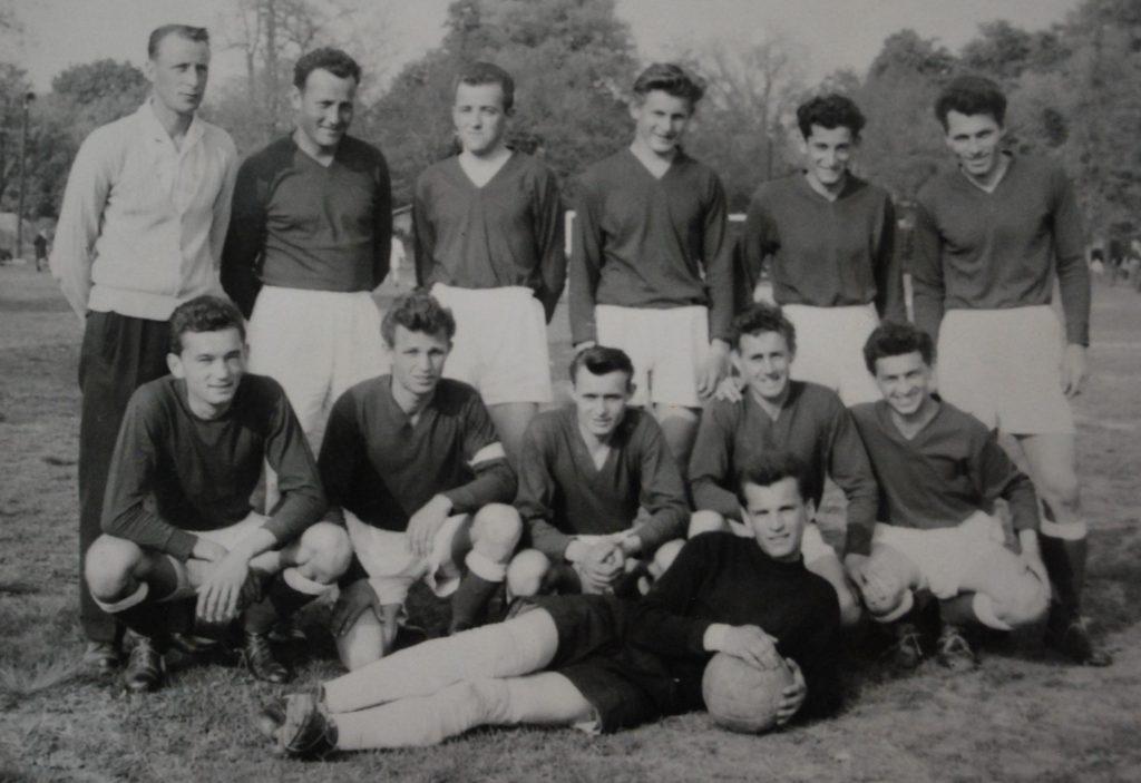 veča futbal historia