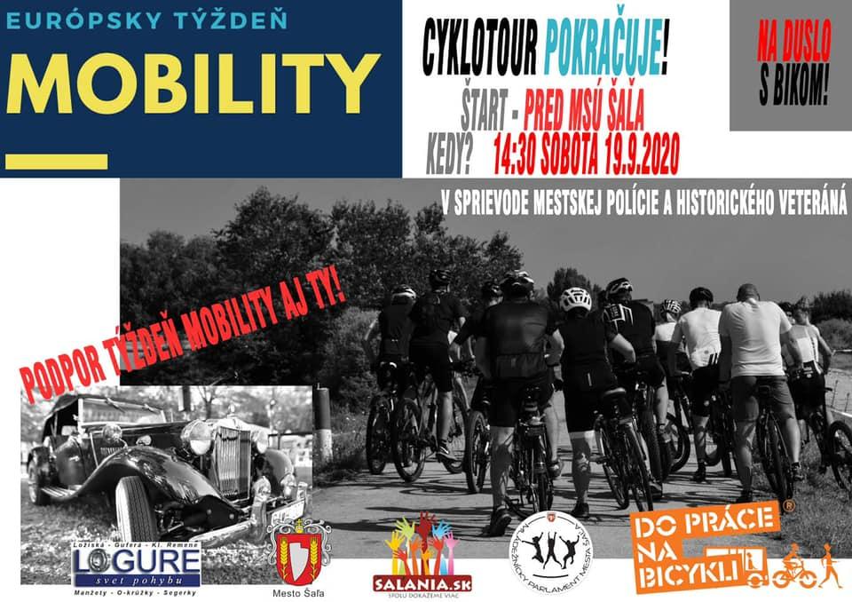 cyklotour