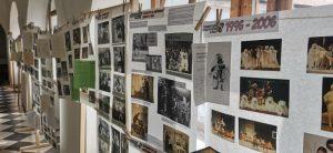 Výstava Divadelníctvo v regióne @ Štátny archív Šaľa, Renesančný kaštieľ