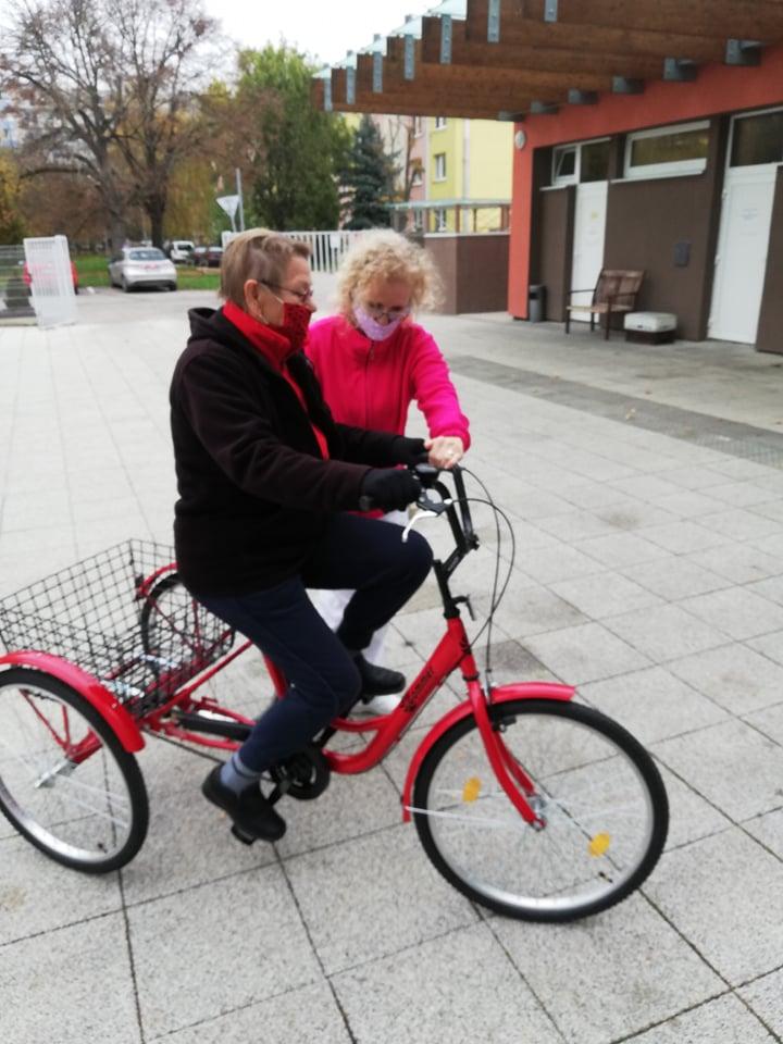 bicykle pre seniorov