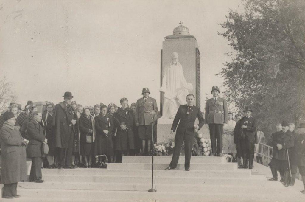 pamätník obetiam vojny