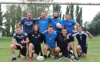 šalianski hráči rugby