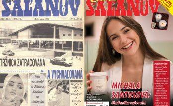25 rokov Slovo Šaľanov